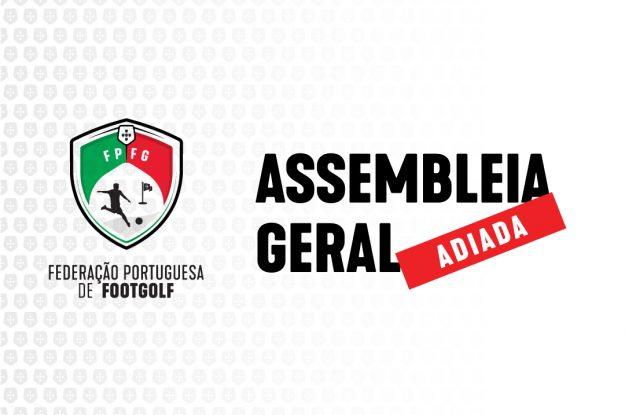 Assembleia Geral – Março