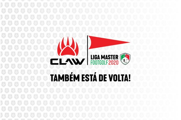 Liga Master Claw também está de volta!