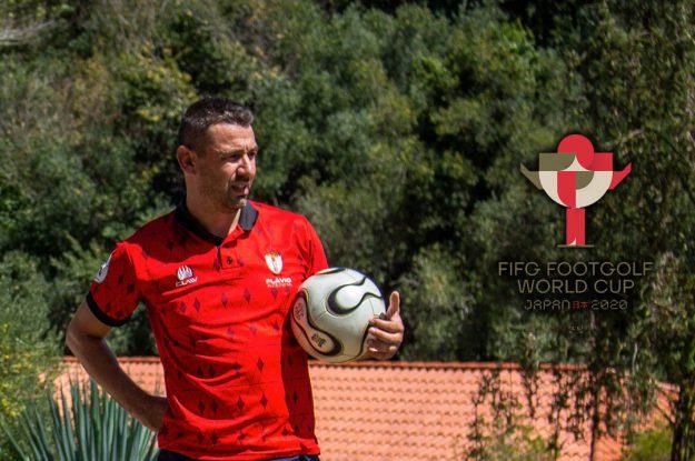Flávio Azenha qualificado para o FIFG World Cup 2021