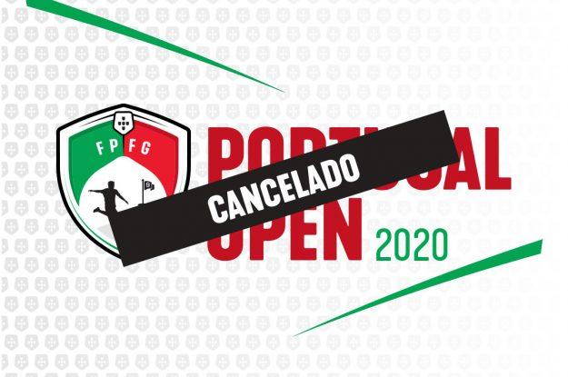 Portugal Open 2020 Cancelado